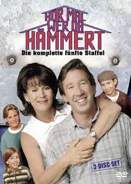 Home Improvement = Listen to Who is Hammering