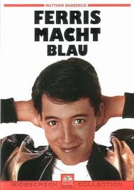 Ferris Bueller's Day Off = Ferris Plays Hooky (Makes Blue)