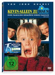 Home Alone = Kevin Alone at Home