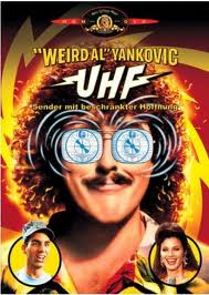 UHF = UHF - TV Station with Limited Chances of Success
